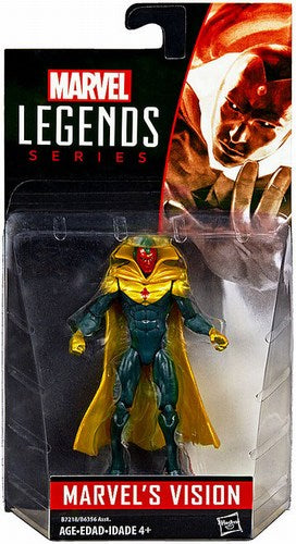 Marvel Legends Vision 3.75