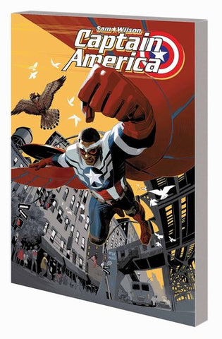 Captain America Sam Wilson TP Volume 1