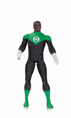 Designer Series Cooke Green Lantern Action Figure
