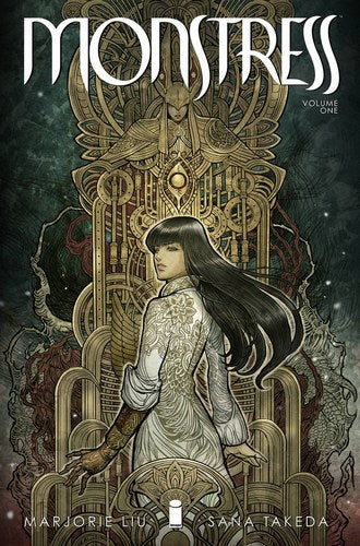 Monstress TP Volume 1