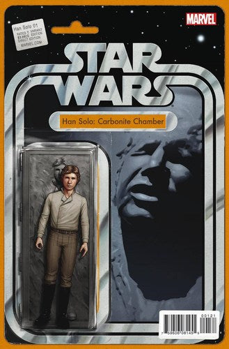 Star Wars Han Solo (2016) #1 (Christopher Action Figure Variant)
