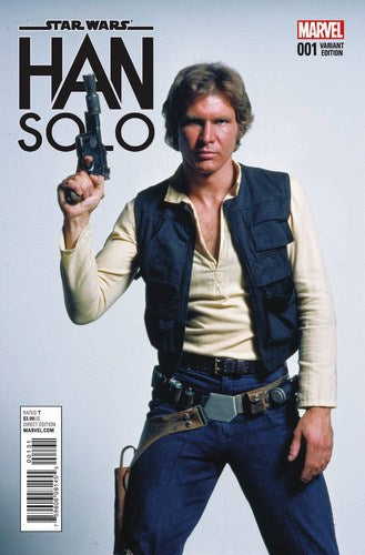 Star Wars Han Solo (2016) #1 (1:15 Movie Variant)