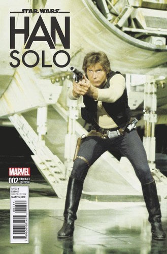 Star Wars Han Solo (2016) #2 (1:15 Movie Variant)