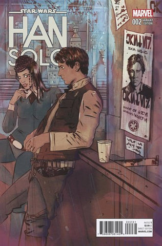 Star Wars Han Solo (2016) #2 (1:25 Lotay Variant)