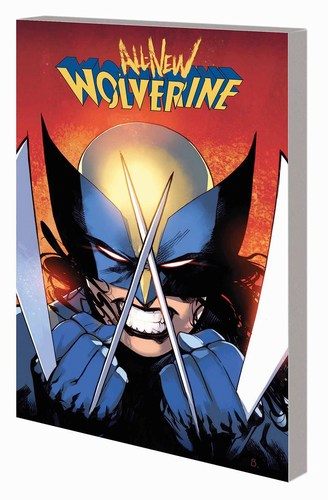 All New Wolverine TP Volume 1 Four Sisters