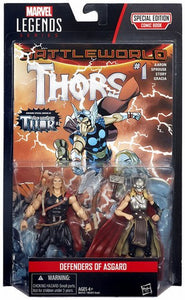 "Marvel Legends 3.75"" Battleworld Thors Comic 2-Pack Action Figures"