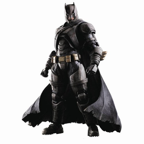 Batman Vs Superman Dawn of Justice Play Arts Kai Armored Batman Action Figure