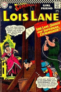 Supermans Girlfriend Lois Lane (1958) #67