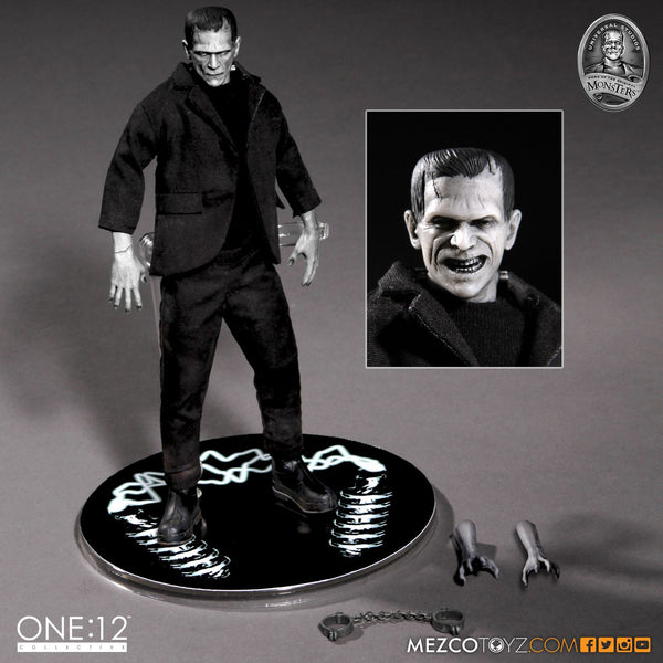 One-12 Collective Universal Monsters Frankenstein Action Figure