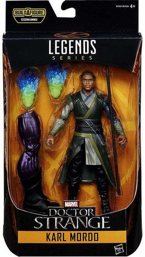 Marvel Legends 6-Inch Karl Mordo Action Figure