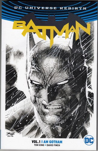 Batman TP Volume 1 (I Am Gotham) (Jim Lee Sketch Variant 1 Per Store)