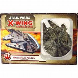 Star Wars X-Wing Expansion Pack Miniature Millennium Falcon