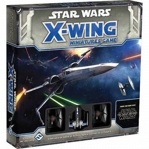 Star Wars X-Wing The Force Awakens Core Set (Elites16)