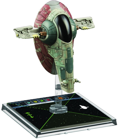 Star Wars X-Wing Expansion Pack Miniature Slave I