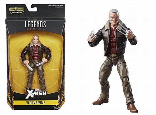 X-Men Marvel Legends 6-Inch Old Man Logan Action Figure