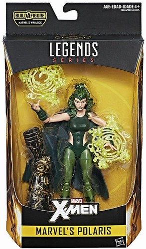 X-Men Marvel Legends 6-Inch Polaris Action Figure