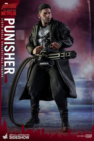 The Punisher 1:6 Scale Action Figure