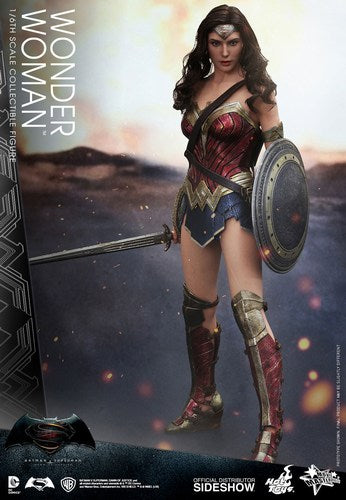Wonder Woman Movie Masterpieces 1:6 Scale Action Figure