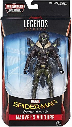 Spider-Man Legends 6-Inch Vulture Action Figure
