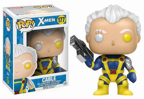 Pop Marvel X-Men Cable Vinyl Figure