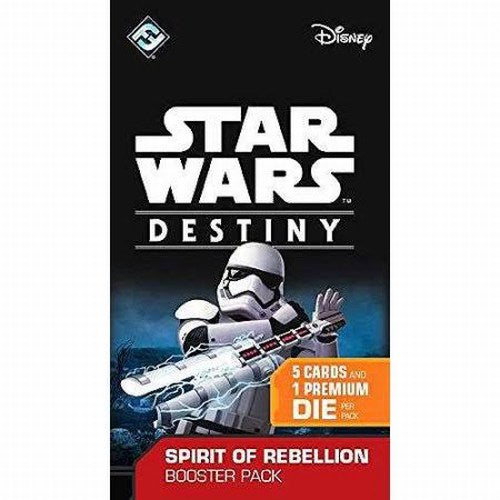 Star Wars Destiny: Spirit of Rebellion Booster Pack