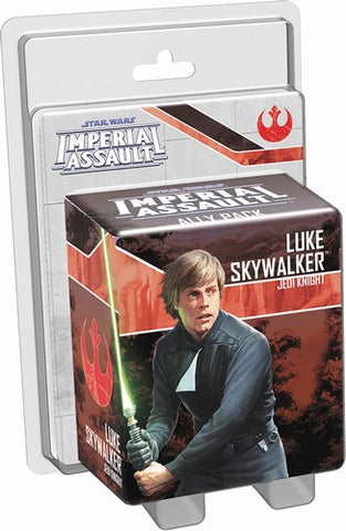Star Wars Imperial Assault: Luke Skywalker - Jedi Knight Ally Pack