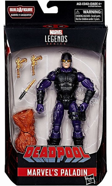 Marvel Legends 6-Inch Paladin Action Figure
