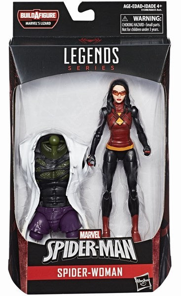 Marvel Legends 6-Inch Spider-Woman Action Figure