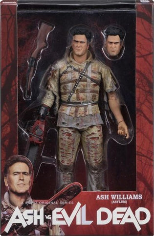 Ash Vs Evil Dead 7-Inch Asylum Ash Action Figure