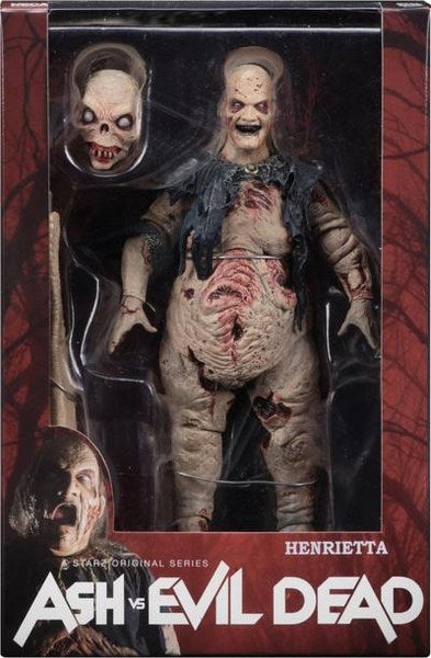 Ash Vs Evil Dead 7-Inch Henrietta Action Figure