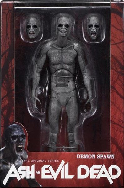 Ash Vs Evil Dead 7-Inch Adult Demon Spawn Action Figure