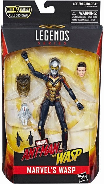 Marvel Legends 6-Inch Avengers Wasp Action Figure