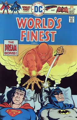 Worlds Finest Comics (1941) #232