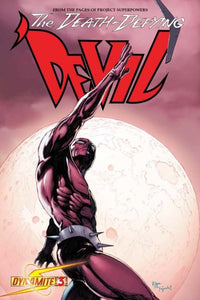 Death Defying Devil (2008) #3 (Cover D)