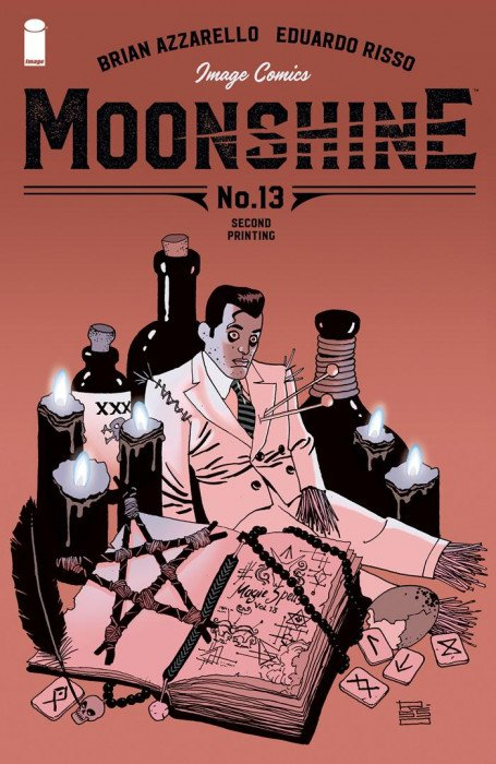 MOONSHINE #13 (2nd Print)