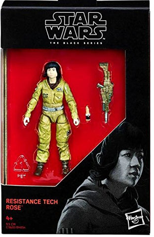 Star Wars 6-Inch Episode VIII Resistance Tech Rose Action Figure