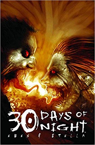 30 Days of Night Volume 7 Eben & Stella TP