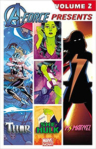 A-Force TP Volume 2 (Rage Against Dying Of Light)
