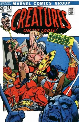Creatures on the Loose (1971) #16