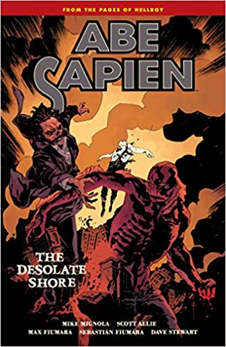 Abe Sapien TP Volume 8 (Desolate Shore)