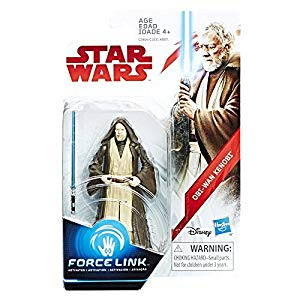 Star Wars VIII 3.75-Inch Obi-Wan Kenobi Action Figure