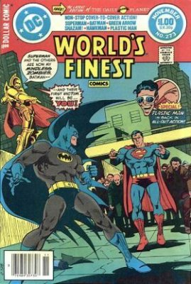 Worlds Finest Comics (1941) #273