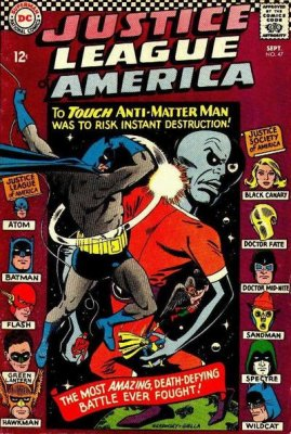 Justice League of America (1960) #47