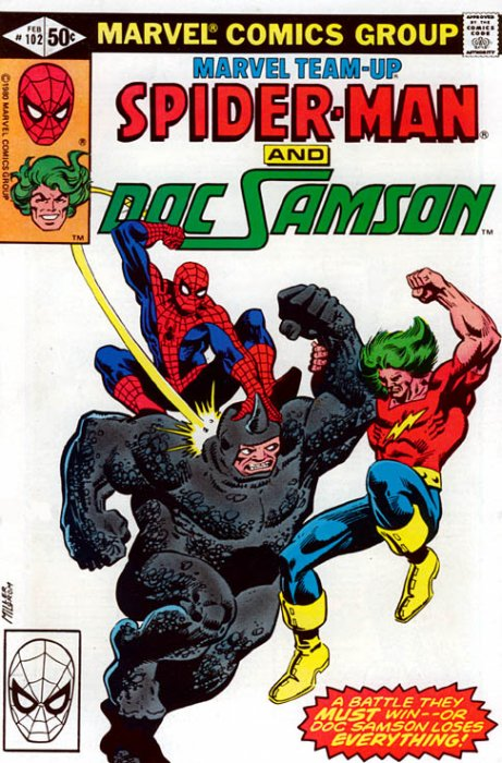 Marvel Team-Up (1972) #102