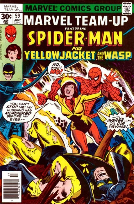 Marvel Team-Up (1972) #59