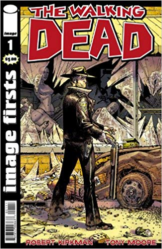 Walking Dead (2003) #1 (Image Firsts Edition Current Printing)