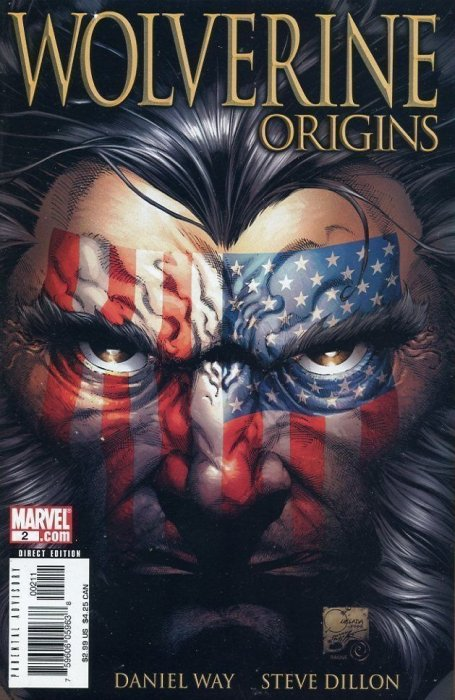 Wolverine: Origins (2006) #2 (Cover A)