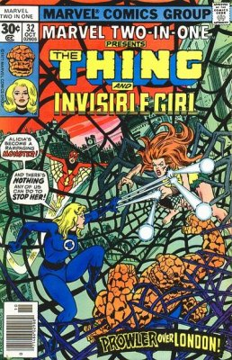 Marvel Two-In-One (1974) #32