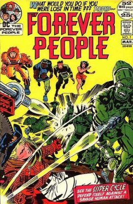 Forever People (1971) #7