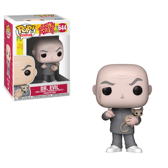 POP AUSTIN POWERS DR. EVIL VINYL FIGURE #644